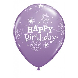 Qqualatex ballon Happy Birthday