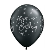 Qualatex ballon Happy Birthday