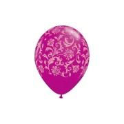 Qualatex ballon damask