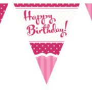 Papier-Wimpel-Girlande-Perfectly-Pink-Happy-Birthd