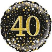 confettie ballon 40